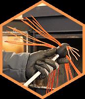 servicio de mantención y limpieza de combustión a leña en puerto montt, estufas a pellet en puerto montt